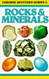 Usborne Spotter's Guide to Rocks & Minerals (0860201120) by Woodley, Alan