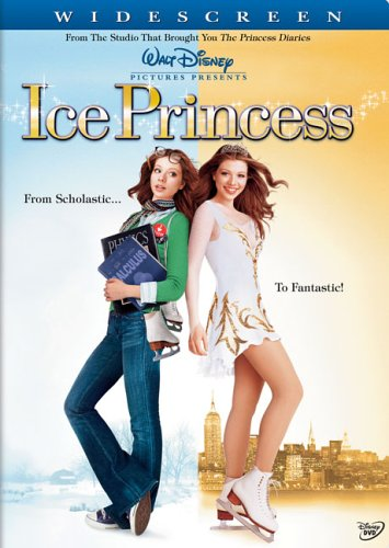 Cover art for  Ice Princess (Widescreen Edition)