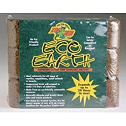 Zoo Med Eco Earth Brick 3 Pack