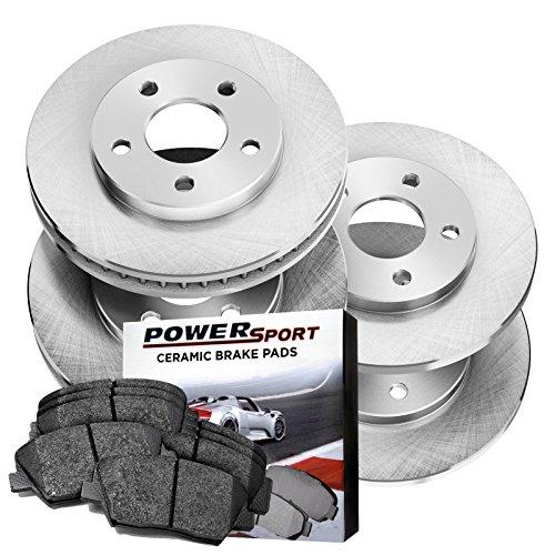 OEM Front Ceramic Brake Pad Set For Hyundai Santa Fe 2010-2015