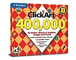 Click Art 400,000  DVD-Rom (Jewel Case)