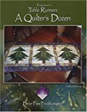 img - for Triangulations Table Runners - A Quilter's Dozen book / textbook / text book