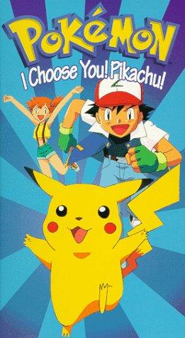 Pokemon - I Choose You! Pikachu! (Vol. 1) [VHS]