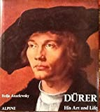 img - for Durer: His Art and Life by Fedja Anzelewsky (1992-09-01) book / textbook / text book