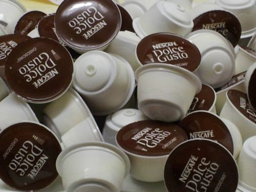 Nescafe Dolce Gusto Chococino Milk Pods Only (50 Pods) No Choco pods.