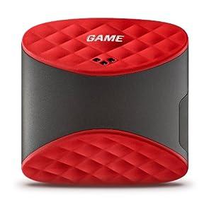 GAME GOLF Digital Tracking System, Red/Black