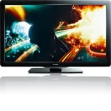 Philips 40PFL5706/F7 40-inch 1080p 120 Hz LCD HDTV with Wireless Net TV, Black by Philips
