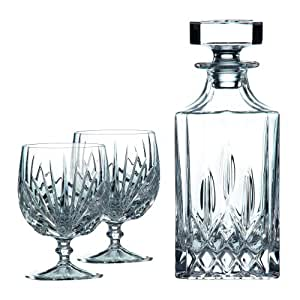 Royal doulton brandy decanter set home kitchen for Kitchen set royal