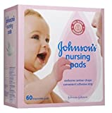 Johnsons Contour Nursing Pads - 60 ct