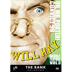 Will Hay Double Feature: Vol. 3
