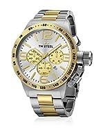 TW STEEL Reloj de cuarzo Man CB33 PLATEADO