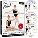 SLEEK TECHNIQUE - Ballet Body Box Set...