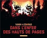 Dans l'enfer des hauts de pages Didier Conrad