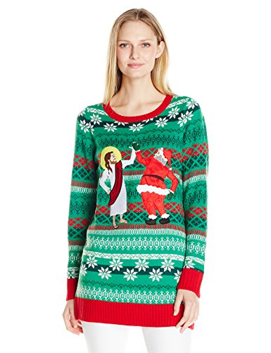 Santa and Jesus Bff's
