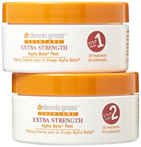 Dr Dennis Gross Skincare Extra Strength Alpha Beta Peel 30-count from Dr. Dennis Gross Skincare