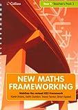 img - for Year 9 Teacher s Guide Book 3 (Levels 6-8) (New Maths Frameworking) (Bk. 3) book / textbook / text book