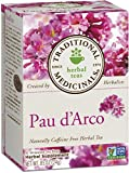 Traditional Medicinals Pau D'Arco Tea, 16 Tea Bags (Pack of 6)
