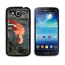 buy Msd Samsung Galaxy Mega 5.8 Aluminum Plate Bumper Snap Case Rare Pink Parrot Bird With Very Long Beak Image 25172619