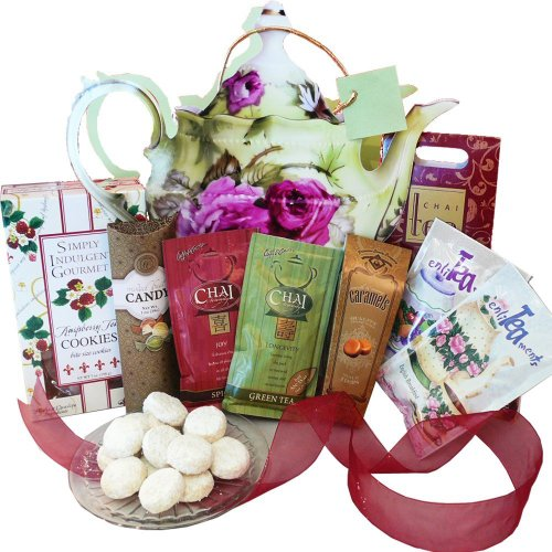 Art of Appreciation Gift Baskets   Tea Time Treasures