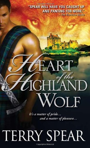 Image of Heart of the Highland Wolf