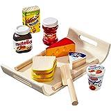 Tanner 0921.7 - Frühstücks Set aus Holz