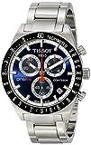 Tissot PRS516 Blue Dial Chronograph Mens Watch T0444172104100
