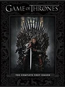 Game of Thrones: The Complete First Season from HBO Studios