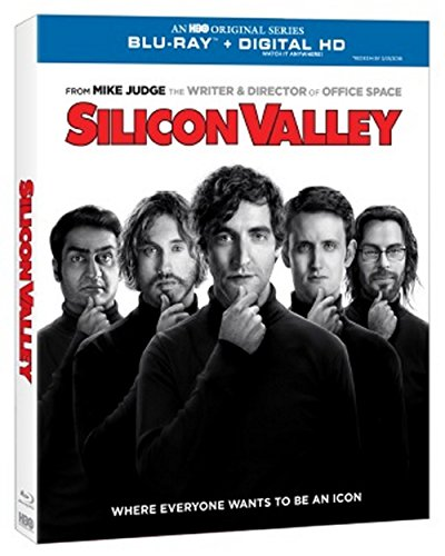 Blu-ray : Silicon Valley: The Complete First Season (Ultraviolet Digital Copy, Full Frame, , Dolby, Digital Theater System)
