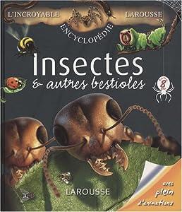 Insectes et autres bestioles