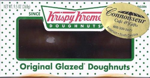 Krispy Kreme Original Glazed Doughnuts Half Dozen - Pack of 2
