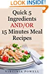 Quick 5 Ingredients  AND/OR  15 Minut...