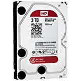 WD Red 3 TB NAS Hard Drive: 3.5 Inch, SATA III, 64 MB Cache - WD30EFRX
