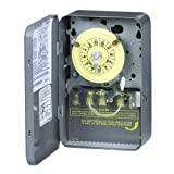 Intermatic WH40 Electric Water Heater Timer, Grey