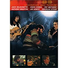 The Woodstock Jazz Festival - DVD (Zone USA)