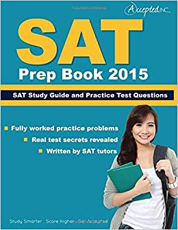 SAT Prep Book 2015: SAT Study Guide and Practice Test Questions
