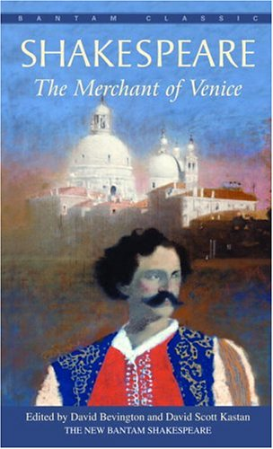 Image for The Merchant of Venice (Bantam Classics)