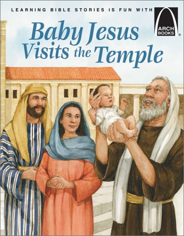 Baby Jesus Visit the Temple, R. BADEN