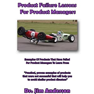 Product Failure Lessons for Product Managers Audiobook
