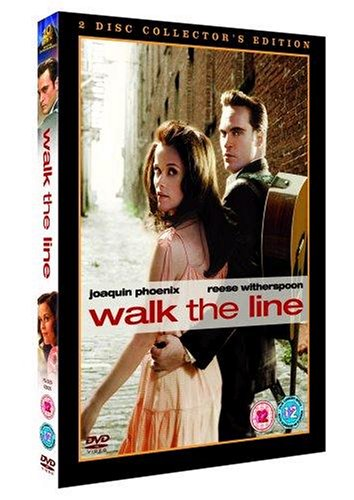 Walk the Line (Two Disc Set) [DVD]