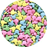 Mickey Mouse Cake Decorations - MICKEY MOUSE PASTELS EDIBLE Candy Confetti Sprinkles for Cakes, Cupcakes & Cookies