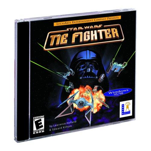 Star Wars: Tie Fighter (Jewel Case)
