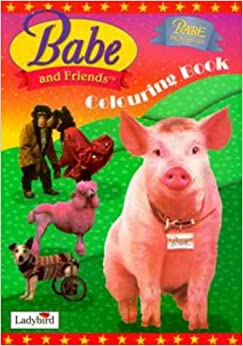 """Babe - Pig in the City """" : Colouring Book (Dreamworks) Paperback"""