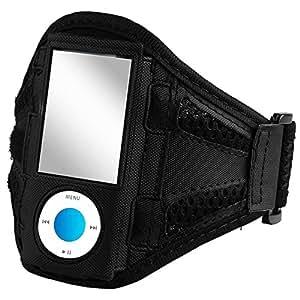 Black Armband Case for Apple iPod Nano 5th gen 5 5G