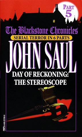 Image for Day of Reckoning:  The Stereoscope (Blackstone Chronicles, Part 5)