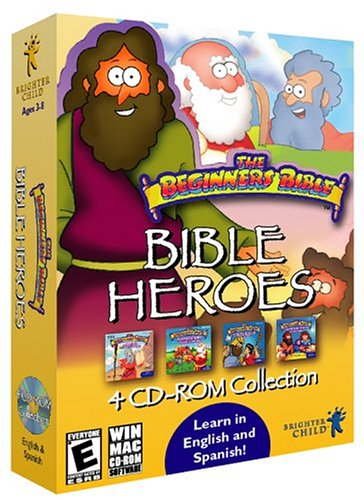 Bible Heroes (4-Cd Pack) front-774114