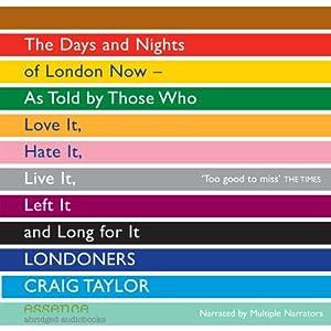 Londoners Audiobook
