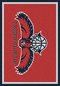 Milliken My Team Rugs - NBA - Atlanta Hawks - Spirit 3