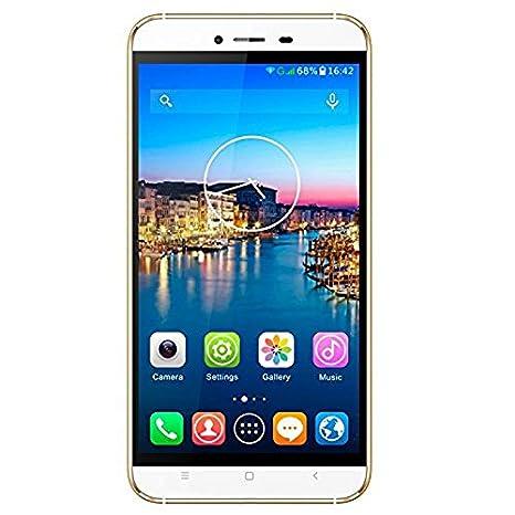 HAMSWAN® Cubot X10 3G Smartphone Débloqué MTK6592 Octa Core OTG 16GB ROM 2 Go de RAM Android 4.4 RAM 5MP + 8MP GPS / Bluetooth / WiFi, GSM / WCDMA (Blanc)