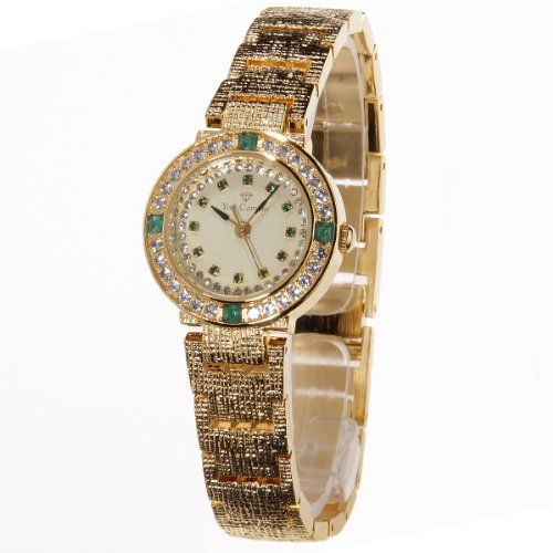 Yves Camani Lady Emerald Ladies Watch
