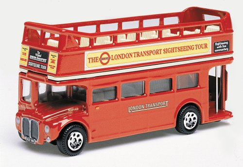 Corgi Toys TY82314 Open Top Routemaster 1:64 scale Die Cast Bus